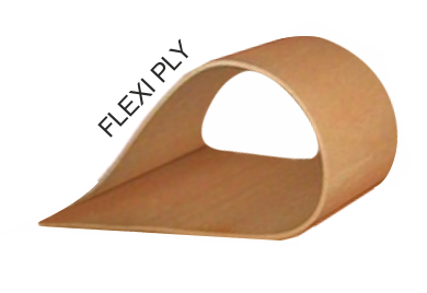 FLEXI PLY ( A FLEXIBLE FORM OF PLYWOOD)