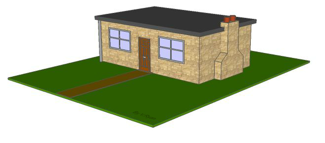 CLICK HERE FOR FLASH ANIMATION OF HOUSE ABOVE
