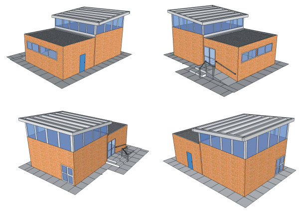 Design Building Drawing