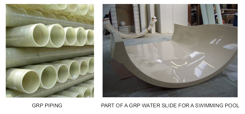 Practical Applications of Fibreglass