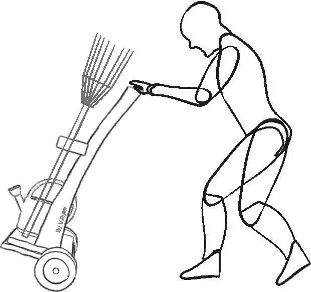 Idea 2 Gardening Trolley For The Elderly