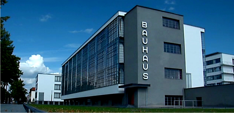 THE BAUHAUS GERMANY 1919