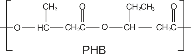 polyhydroxybutyrate phb Polyhydroxybutyrate (phb) and related polyhydroxyalkanoates (pha) are  storage compounds for carbon and energy and are widespread in prokaryotic  species.