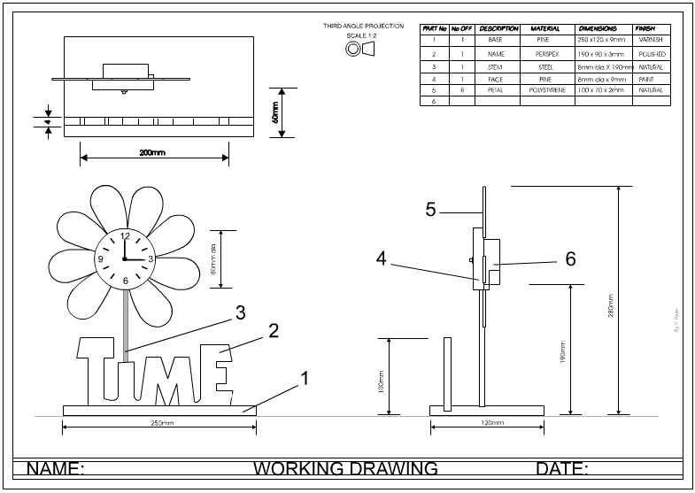furniture design sketches png. ORTHOGRAPHIC DRAWING - HOW IT IS PRESENTED TO A MANUFACTURER Furniture Design Sketches Png