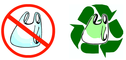 Image result for plastic bag reduce