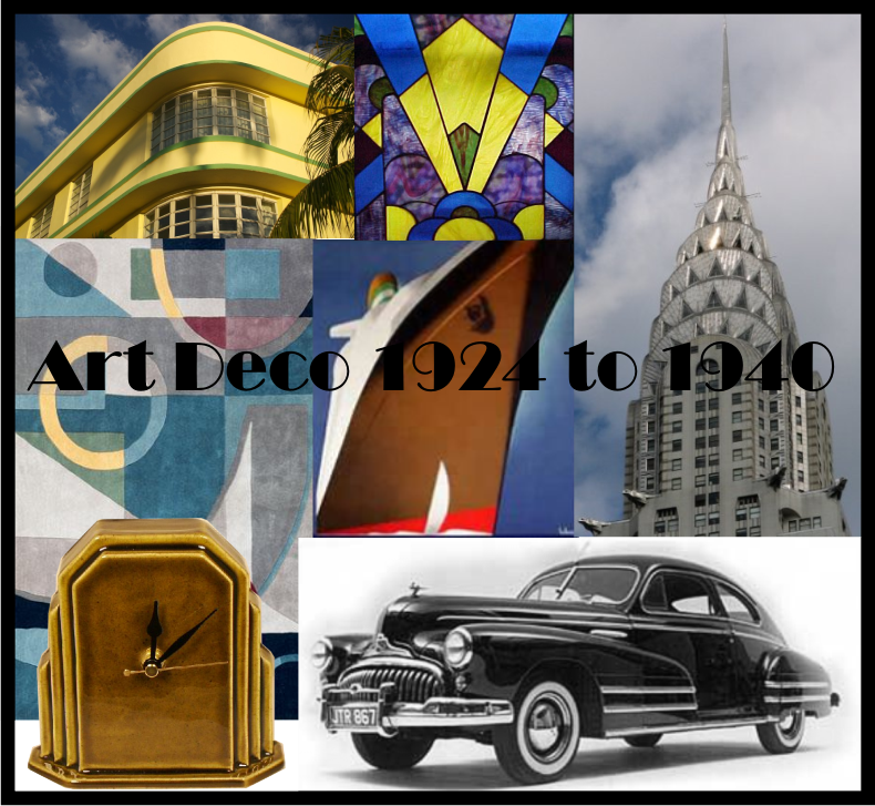 art deco movement Art deco (c1908 to 1935) art deco began in europe, particularly paris, in the early years of the 20th century, but didn't really take hold until after world war i.