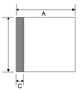 dimensions of cd case